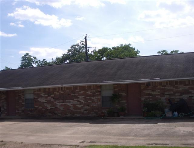 An example duplex exterior